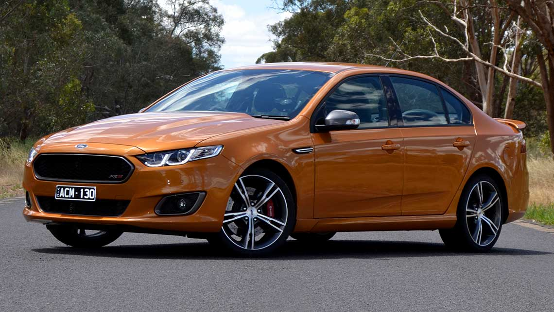 Nuevo Ford Falcon 2020, con un diseño totalmente renovado ...