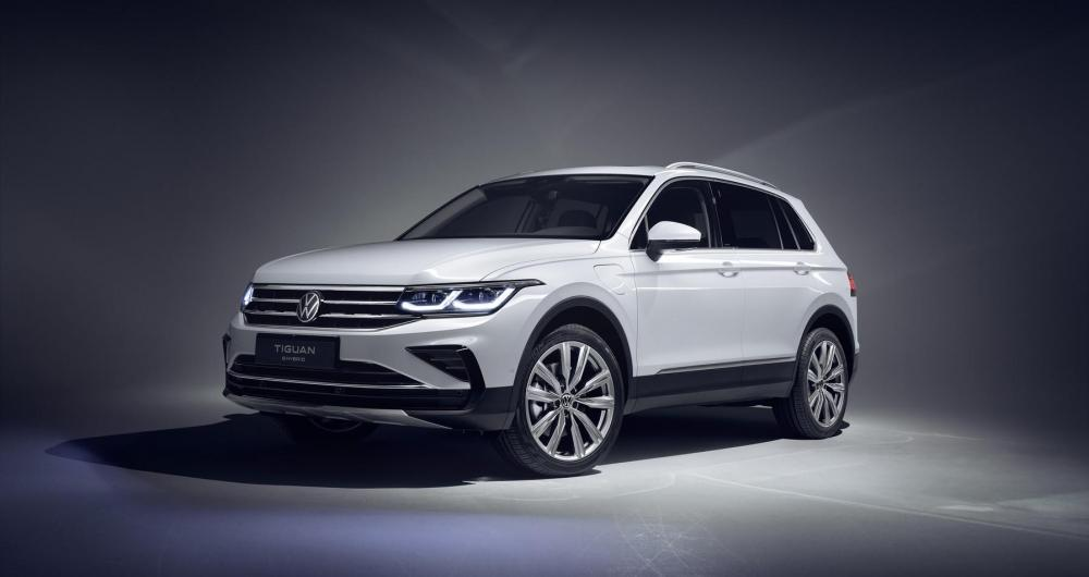 VW Tiguan 2021 ya comienza a electrificarse - Revista Motortop